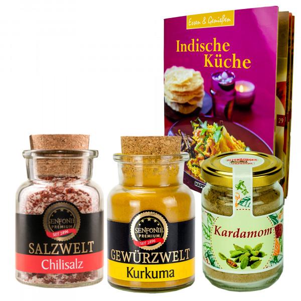 Indische Küche Bundle