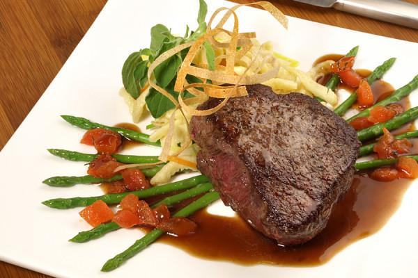 """Kochevent – """"Steaks und Saucen"""""""