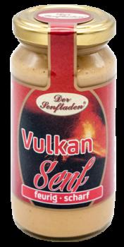 Feuriger Vulkan Senf