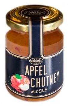 Apfel Chutney mit Chili