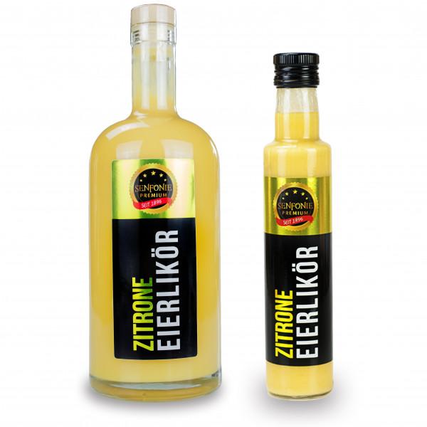 Eierlikör Zitrone