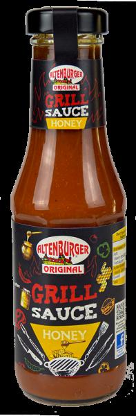 Grill Sauce Honey