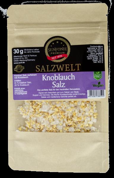 Gewürztüte Knoblauch Salz