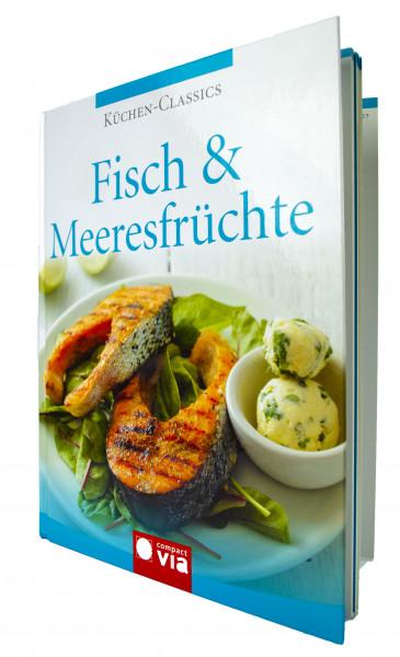 """""""Fisch & Meeresfrüchte"""" Rezeptbuch"""