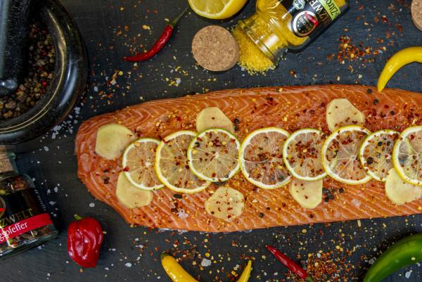 """Kochevent - """"Fisch Küche"""""""