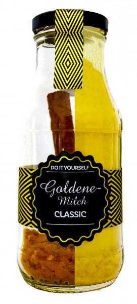 DIY Goldene Milch