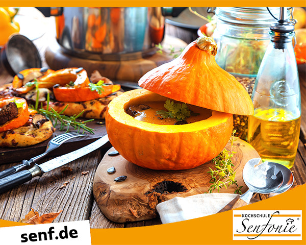 Kochevent Herbst Menü, 30.09.2022