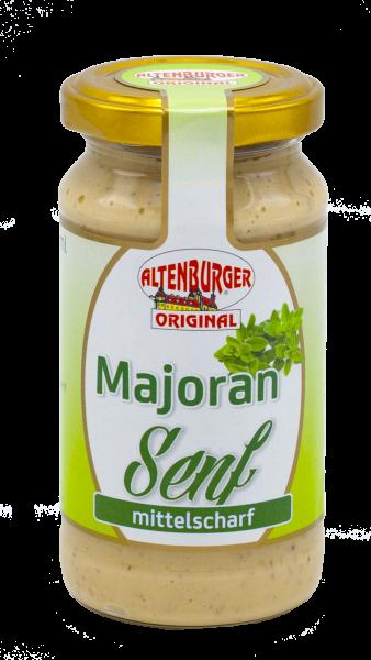 Majoran Senf