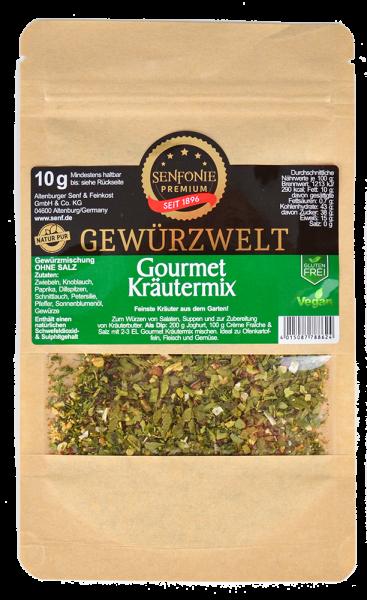 Gourmet Kräutermix Gewürztüte
