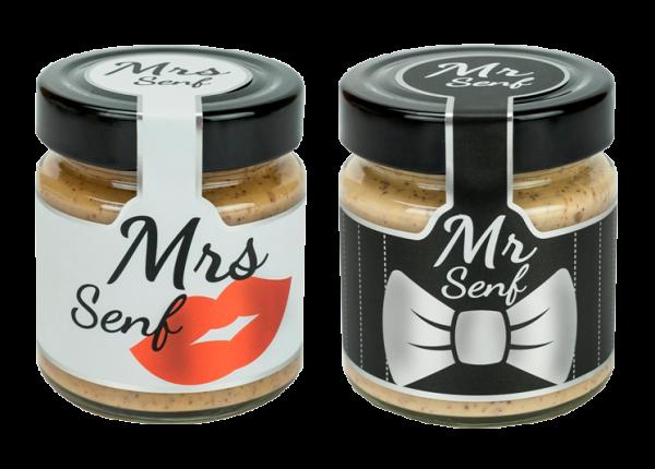 Mr. & Mrs. Senf Set
