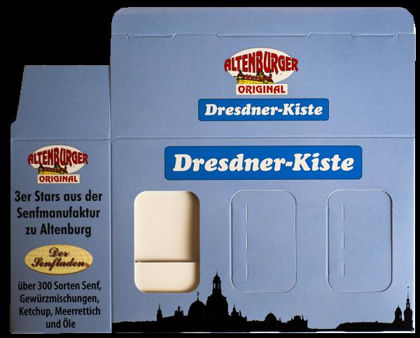 Dresdner Kiste -leer-