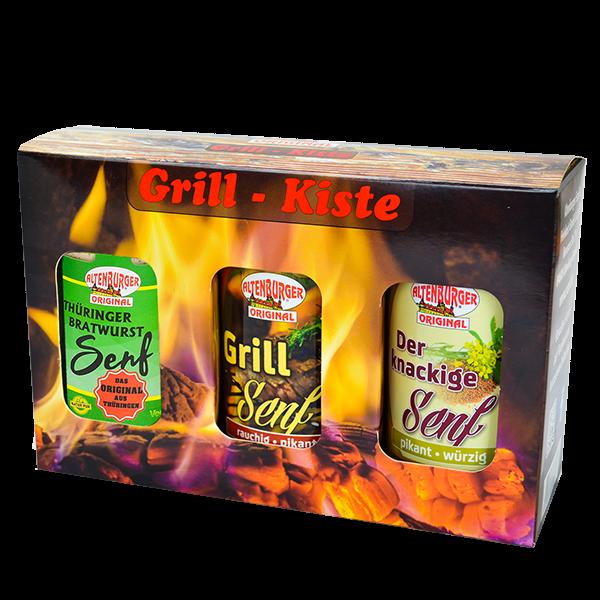 Grill Kiste