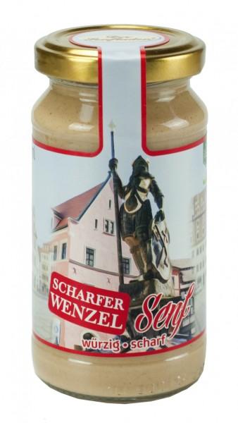 Scharfer Wenzel Senf