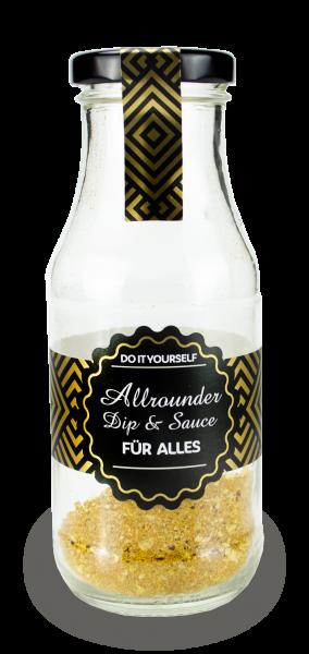 DIY Allrounder Dip & Sauce - leer