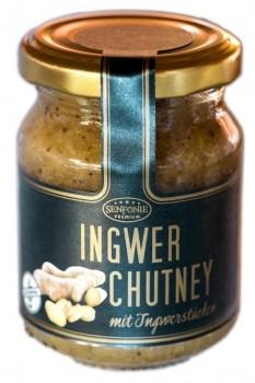 Ingwer Chutney mit Senf