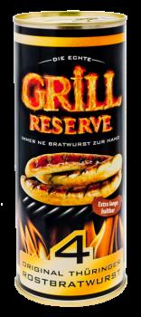 Original Thüringer Rostbratwurst - Die echte Grill Reserve