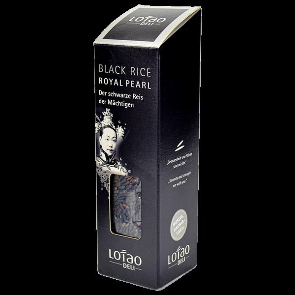 Schwarzer Reis BIO - Royal Pearl