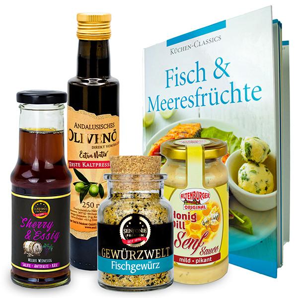 Alles für Fisch & Meeresfrüchte