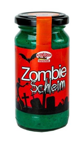 Zombie Schleim Senf