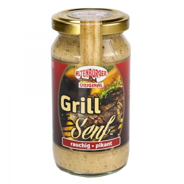 Grill Senf