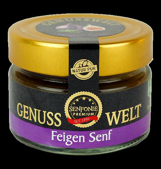 Premium Feigen Senf
