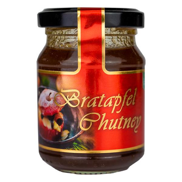 Bratapfel Chutney