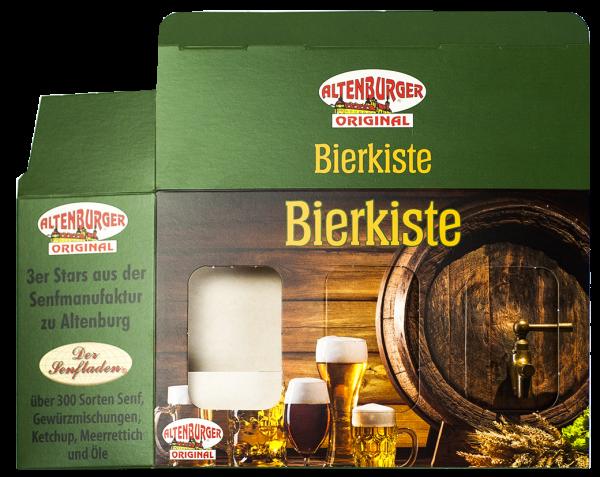 Bier Kiste -leer-