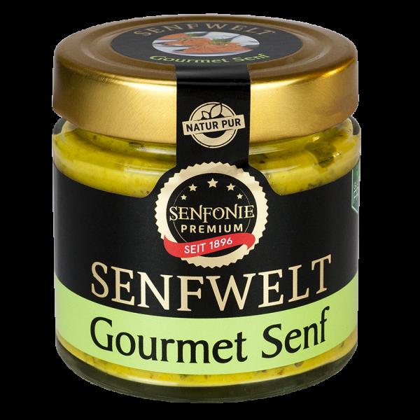 Premium Gourmet Senf