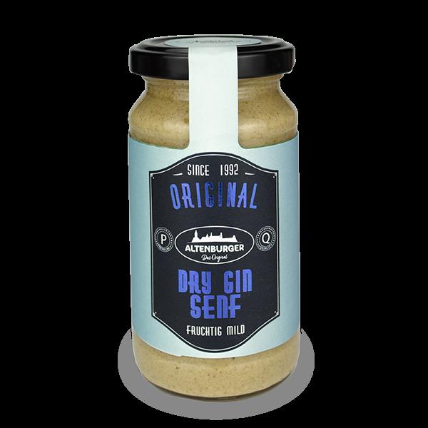 Gin Senf, 200 ml