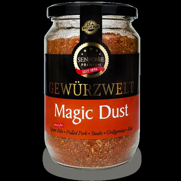 Magic Dust Gewürz für Fleisch, Pommes, Käse...