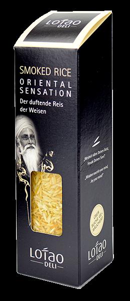 Smoked Reis BIO - Oriental Sensation