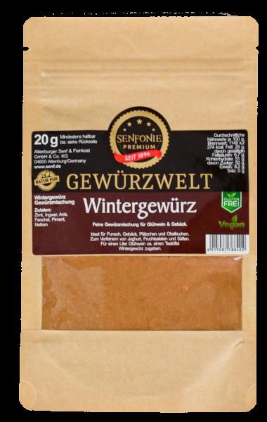 Gewürztüte Wintergewürz