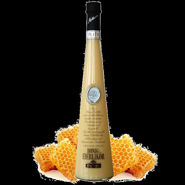 Stettners Honig-Eierlikör