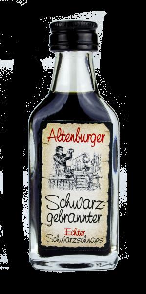 Altenburger Schwarzgebrannter - Kräuter Elixier