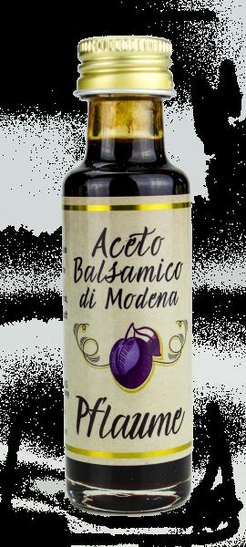 Mini Glas Pflaumen Balsamico