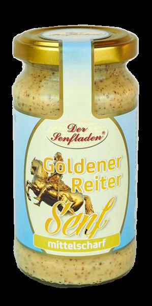 Goldener Reiter Senf