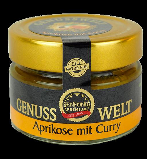 Aprikose mit Curry Premium