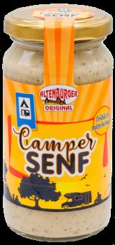 Camper Senf - fröhlich mittelscharf