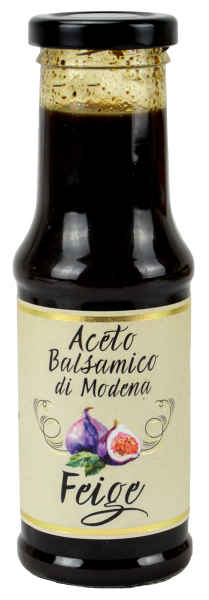 Premium Feigen Balsamico