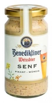 Benediktiner Weissbier Senf