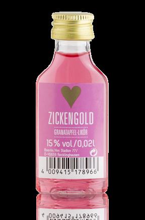 Zickengold Granatapfel-Likör Schlucki 20ml