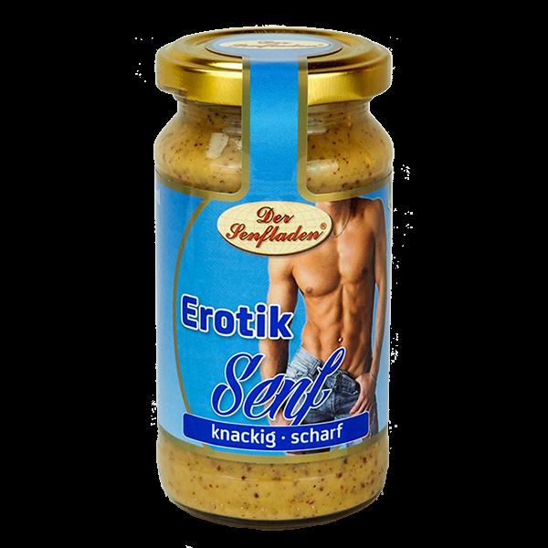 """Erotik Senf """"Mann"""""""