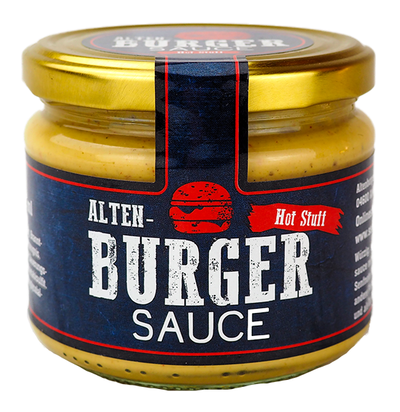 AltenBurger Sauce Hot Stuff